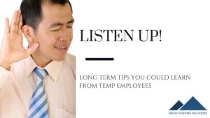 Maximize Temporary Help
