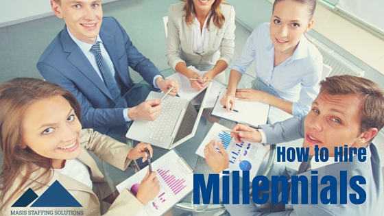 How to Hire Millennials