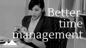 better time management