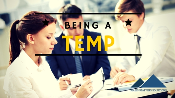 Being A Temp