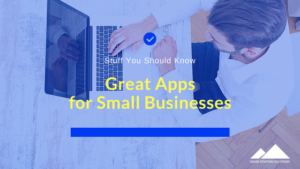 Great Apps for Small Businesses