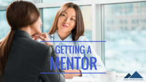 getting a mentor