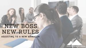 new boss, new rules