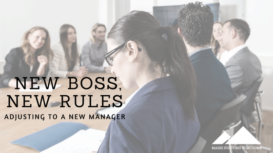 new boss, new rules