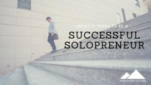 successful solopreneur