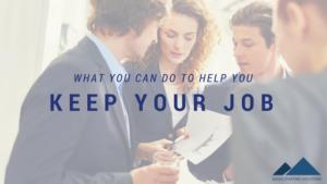 keep your job