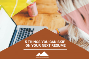 what to leave off of your resume